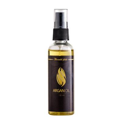 Arganový olej 100 ml - bio marocké zlato